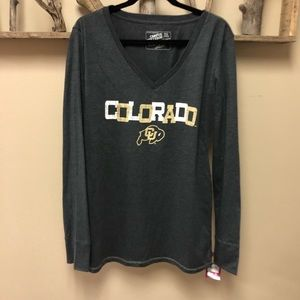 University of Colorado, CU buffs, women's, XL